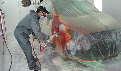 cheap auto body repair Calgary